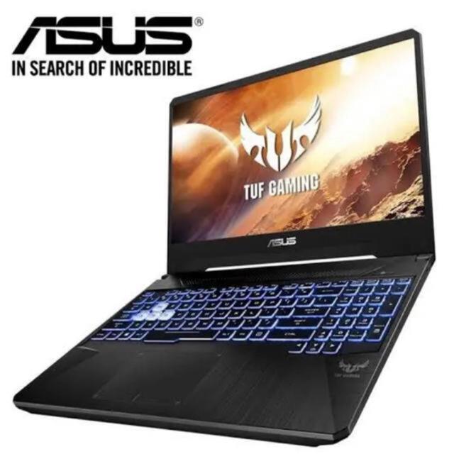 ASUS(エイスース)のASUS ゲーミングノートパソコン スマホ/家電/カメラのPC/タブレット(ノートPC)の商品写真