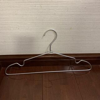 ムジルシリョウヒン(MUJI (無印良品))の無印良品 アルミ洗濯用ハンガー(押し入れ収納/ハンガー)