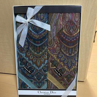 クリスチャンディオール(Christian Dior)のChristian Dior MONSIEUR スカーフ(スカーフ)
