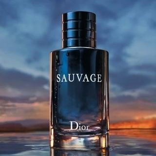 ディオール(Dior)の新品未使用 Dior SAUVAGE ソヴァージュ オードゥトワレ ディオール (香水(男性用))