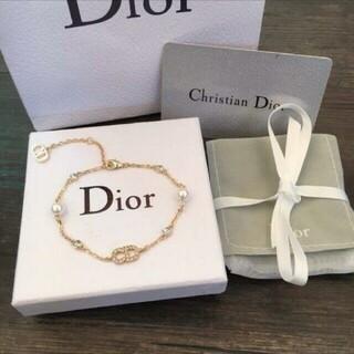 ディオール(Dior)の極美品!  DIOR ディオール ブレスレット(ブレスレット/バングル)