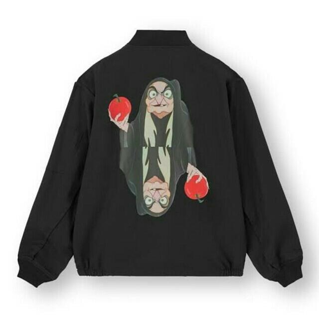 GU under coverジップアップブルゾン メンズのジャケット/アウター(ブルゾン)の商品写真