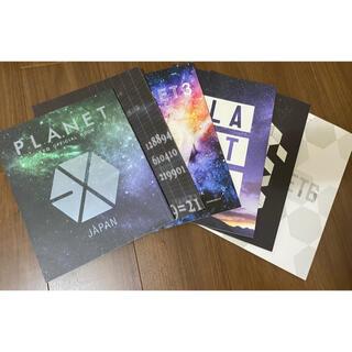 EXO - EXO PLANET official book vol.1~6