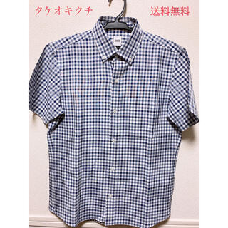 TAKEO KIKUCHI - タケオキクチ シャツ 美品 送料無料