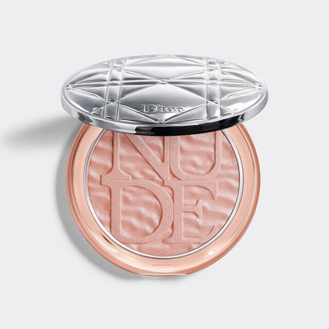 Christian Dior(クリスチャンディオール)の新品未使用 クリスチャンディオール ルミナイザー ピンクデューン コスメ/美容のベースメイク/化粧品(フェイスパウダー)の商品写真