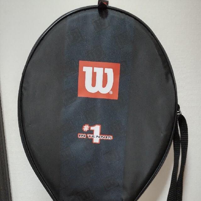wilson(ウィルソン)の再値下げ☆テニスラケット★Wilson スポーツ/アウトドアのテニス(ラケット)の商品写真