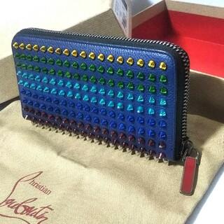 Christian Louboutin - 超美品!ルブタンマルチカラー長財布