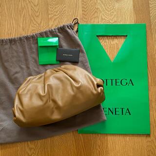Bottega Veneta - 新品 BOTTEGA VENETA ボッテガヴェネタ ザ・ポーチ  キャメル