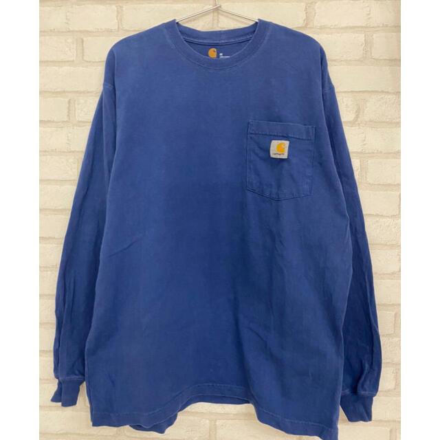 carhartt(カーハート)の古着 カーハート ロンT メンズのトップス(Tシャツ/カットソー(七分/長袖))の商品写真