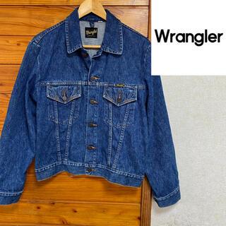ラングラー(Wrangler)のWrangler  デニム ジャケット Gジャン(Gジャン/デニムジャケット)