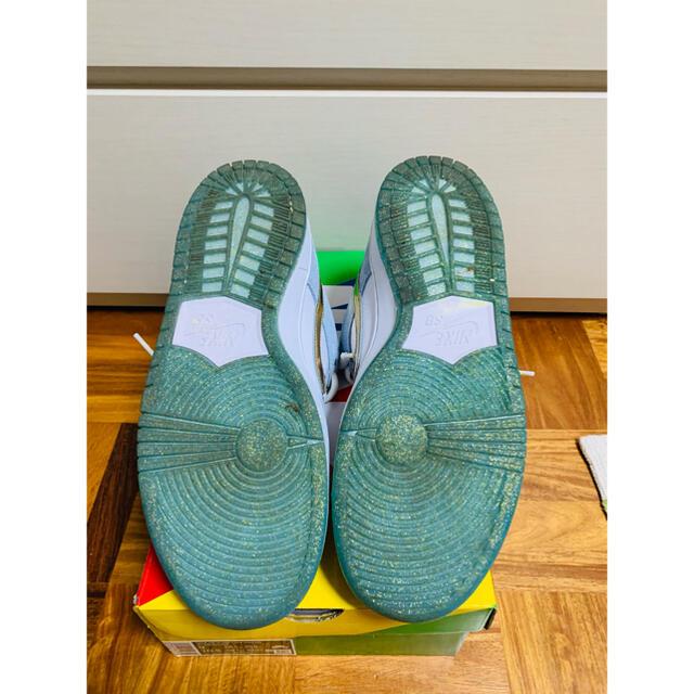 NIKE(ナイキ)のNIKE SB×SEAN CLIVER  DUNK LOW PRO メンズの靴/シューズ(スニーカー)の商品写真