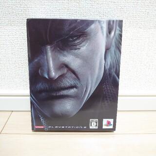プレイステーション3(PlayStation3)のメタルギア ソリッド 4 ガンズ・オブ・ザ・パトリオット スペシャルエディション(家庭用ゲームソフト)