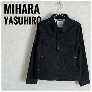 MIHARAYASUHIRO - 【極美品】MIHARA YASUHIRO Gジャン 黒 FT911202