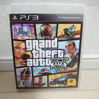 プレイステーション3(PlayStation3)のグランド・セフト・オートV PS3(家庭用ゲームソフト)