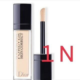 ディオール(Dior)のディオール スキンフォーエバーコレクト コンシーラー 1N(コンシーラー)