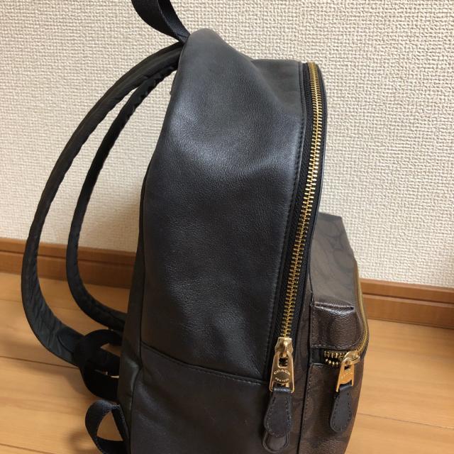 COACH(コーチ)のコーチ シグネチャー リュック レディースのバッグ(リュック/バックパック)の商品写真