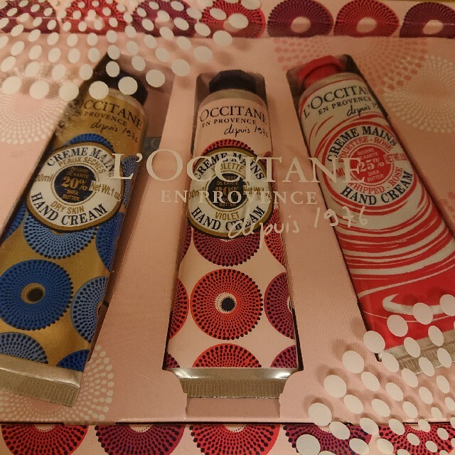 L'OCCITANE(ロクシタン)のL'OCCITANE ハンドクリーム コスメ/美容のボディケア(ハンドクリーム)の商品写真