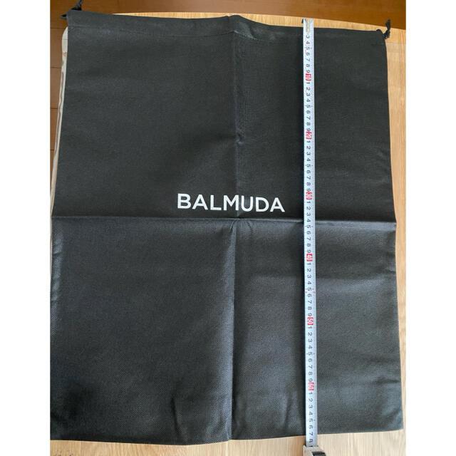BALMUDA(バルミューダ)の2袋セット売り バルミューダ BALMUDA 袋 大袋 収納袋 おしゃれ  レディースのバッグ(エコバッグ)の商品写真