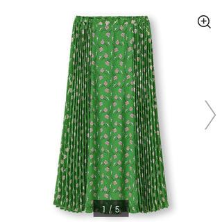 アンダーカバー(UNDERCOVER)のGU×UNDER COVER スカート(ロングスカート)