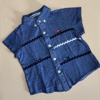 familiar - ファミリア 半袖シャツ 90サイズ