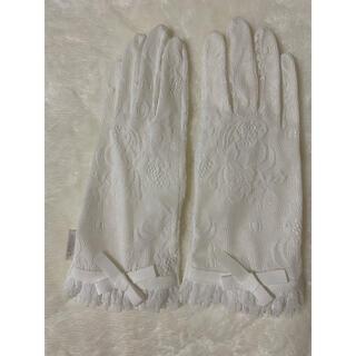 ランバンコレクション(LANVIN COLLECTION)のランバン UV手袋(手袋)