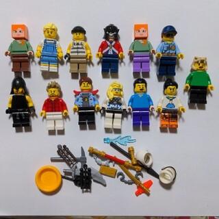 Lego - ミニフィグ LEGO
