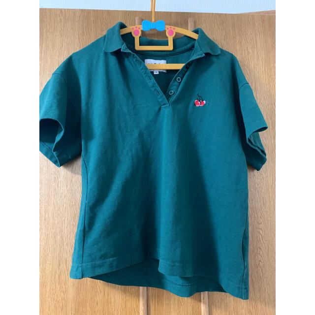 GOGOSING(ゴゴシング)のKIRSH ♡ ポロシャツ レディースのトップス(ポロシャツ)の商品写真