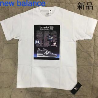 ニューバランス(New Balance)の新品タグ付き ニューバランス new balance Tシャツ メンズ(Tシャツ/カットソー(半袖/袖なし))