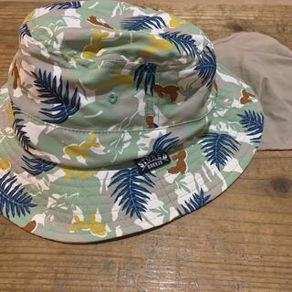 ampersand - キッズ 帽子 56センチ