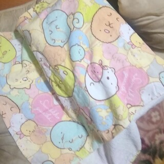 サンリオ - すみっこ暮らし新品♥たぐつき♥巨大バスタオル限定品