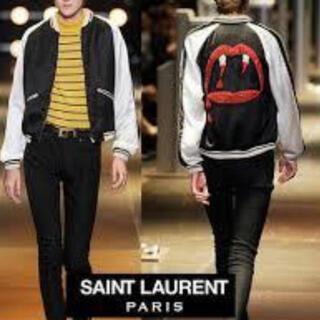 Saint Laurent - SAINT LAURENT PARIS サンローランパリ ブラッドラスター