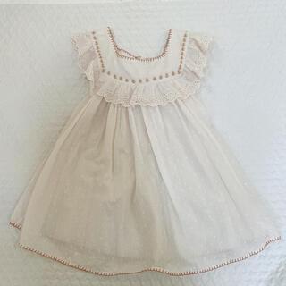 Caramel baby&child  - apolina kids アポリナ ワンピース