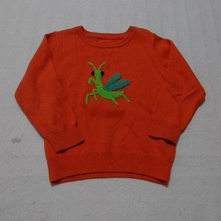 kladskap - インセクトコレクション カマキリ セーター