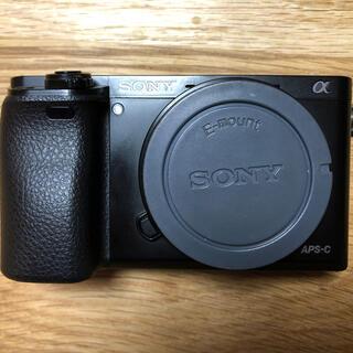 SONY - a6000 ボディSONY SEL 55 210