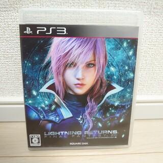 プレイステーション3(PlayStation3)のtakazouさま ライトニング リターンズ ファイナルファンタジーXIII (家庭用ゲームソフト)