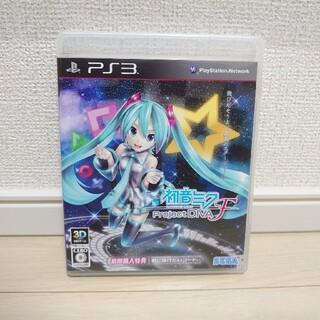 プレイステーション3(PlayStation3)の初音ミク -プロジェクト ディーヴァ- F PS3(家庭用ゲームソフト)