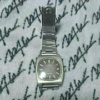 OMEGA - 【OMEGA】オメガ アンティーク ブラウン 腕時計
