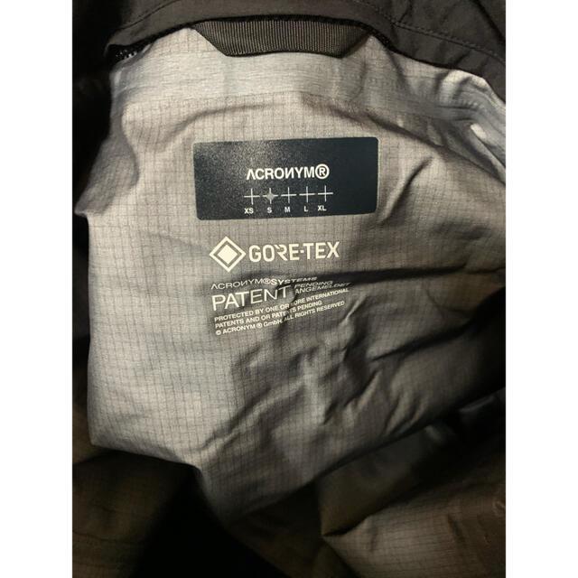 acronym j47-gt sサイズ  美品  メンズのジャケット/アウター(ナイロンジャケット)の商品写真