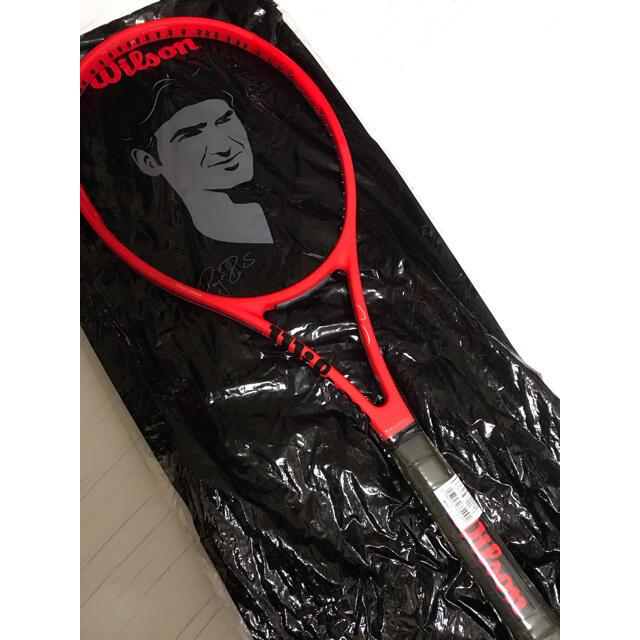 wilson(ウィルソン)のプロスタッフRF97 レーバーカップ スポーツ/アウトドアのテニス(ラケット)の商品写真