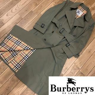 BURBERRY - バーバリーズ Burberrys 90's トレンチ コート  玉虫色