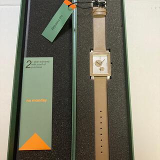 新品未使用 nomonday 腕時計