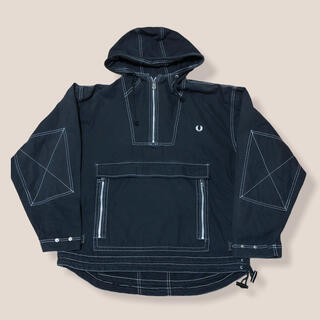 FRED PERRY - 90s FRED PERRY ダック地 アノラック パーカー L