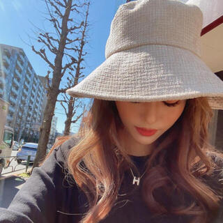 eimy istoire - eimy istoire ♡ Color Tweed Bucket Hat