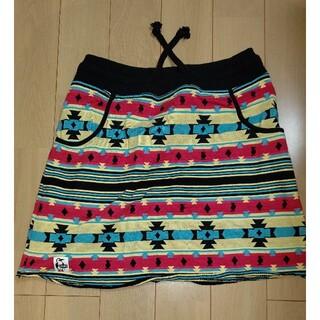 チャムス(CHUMS)のCHUMS   スカート(ひざ丈スカート)