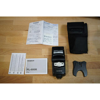 オリンパス(OLYMPUS)の毎日200円引き オリンパス ストロボ FL-600R (ストロボ/照明)