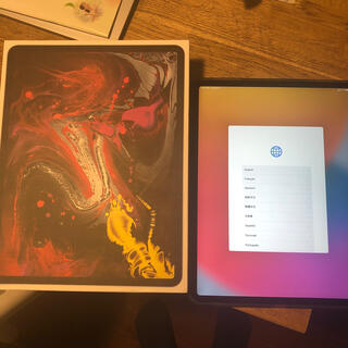iPad - iPad 12.9インチ 3世代 64GB auモデル