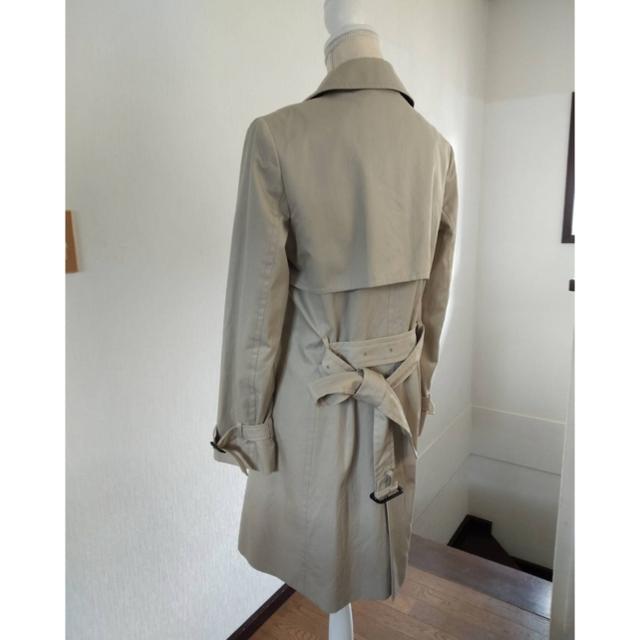 Paul Smith(ポールスミス)のポールスミス  ブラック  コート レディースのジャケット/アウター(トレンチコート)の商品写真