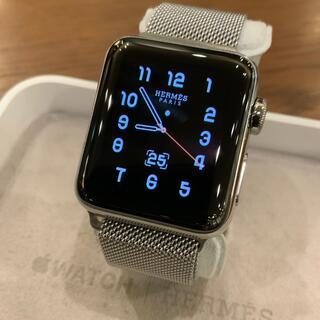 Hermes - (正規品) Apple Watch エルメス series2 38mm