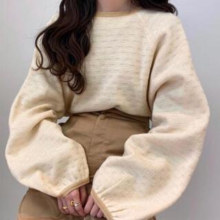 Kastane - lawgy original spring knit tops ニット トップス