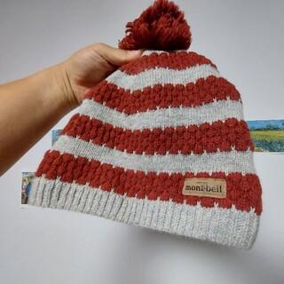 mont bell - 引っ越し処分 モンベル冬帽子